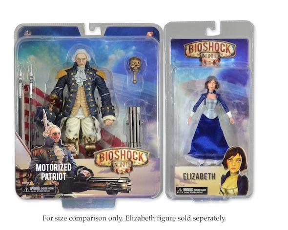 华盛顿与先前发售的伊丽莎白尺寸对比