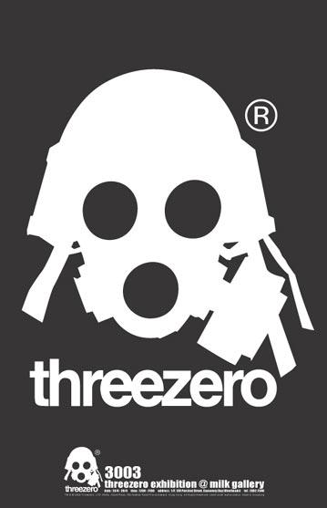 threeZero的Logo