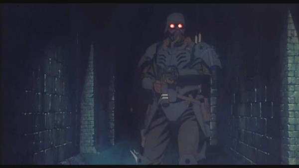 1999年动画片中的人狼