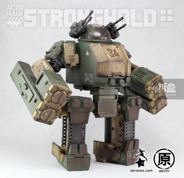 Ori Toy酸雨战争系列:要塞-陆战队版(Stronghold - Marine Version)