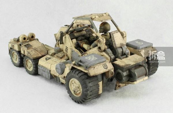 Ori Toy酸雨战争系列:Speeder 88 Mk2
