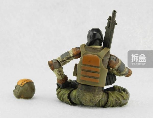 Ori Toy酸雨战争系列:士兵