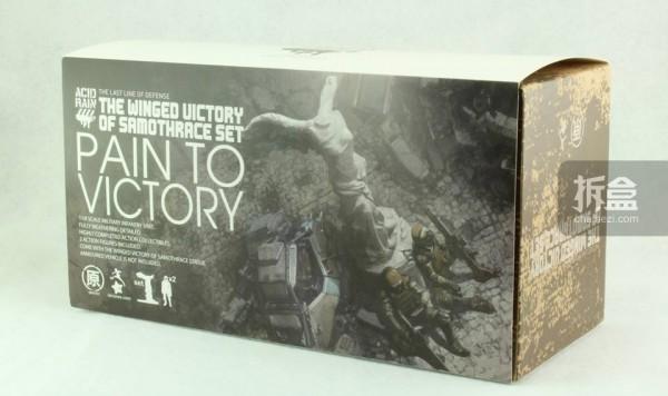 Ori Toy酸雨战争系列:士兵套装的包装盒