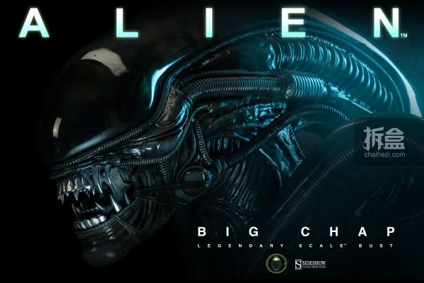 sideshow-alien-bust