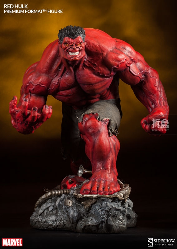 sideshow-red-hulk-status-preview