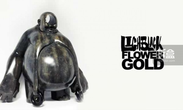 lighblack-flower-gold-preview