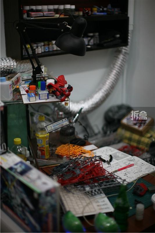 老猫的工作台