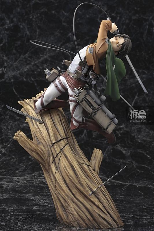 kotobukiya-ARTFX-levi-001
