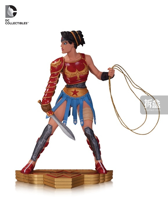 Wonder Woman: Art of War by Cliff Chiang statue