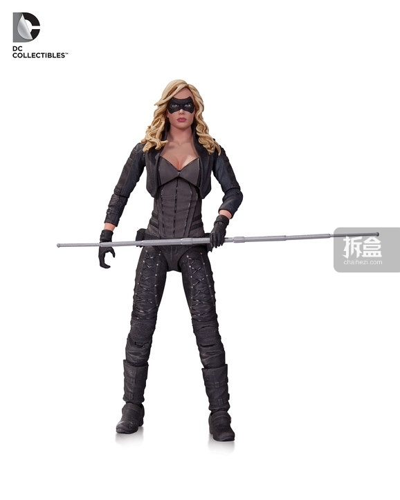 Arrow action figures: Canary figure