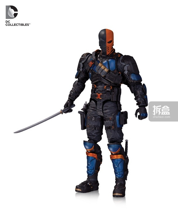 Arrow action figures: Deathstroke figure