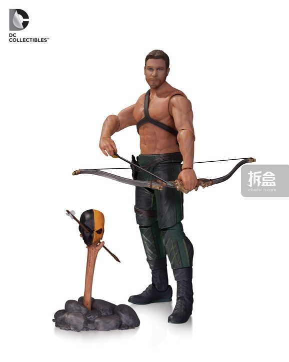 Arrow action figures: Arrow (version one)