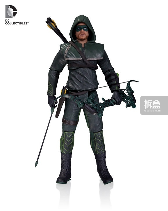 Arrow action figures: Arrow (version Two)