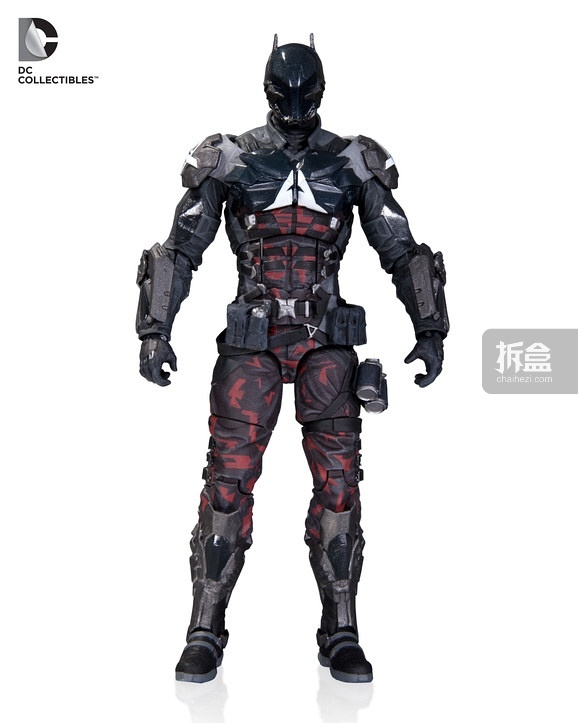 Batman: Arkham Knight action figures: Arkham Knight
