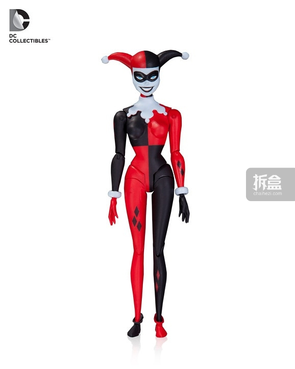 Batman: The Animated Series - Harley Quinn figure (Creeper, Killer Croc, and Robin will also be at SDCC)