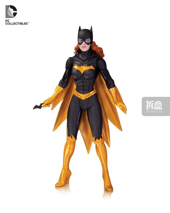 DC Designer Series: Greg Capullo - Batgirl figure