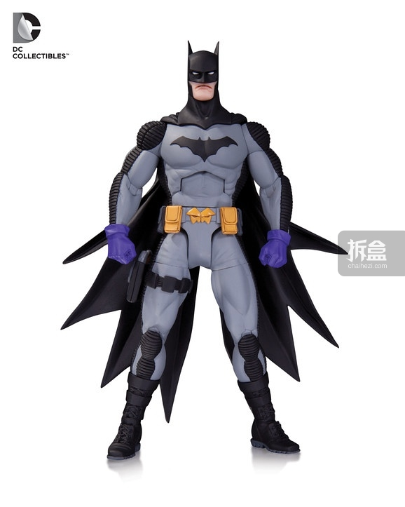 DC Designer Series - Greg Capullo - Zero Year Batman figure