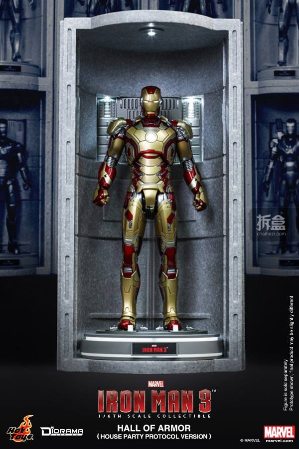 HotToys-ironman3-ArmorHall-01