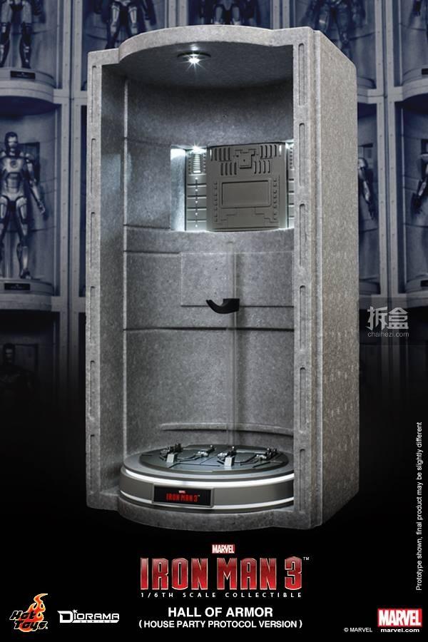 HotToys-ironman3-ArmorHall-04