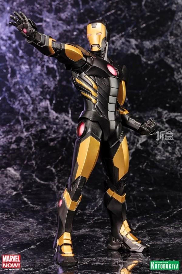 Koto-Marvel-Now-Iron-Man-Statue-001