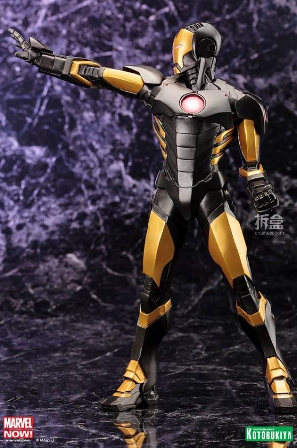 Koto-Marvel-Now-Iron-Man-Statue-003