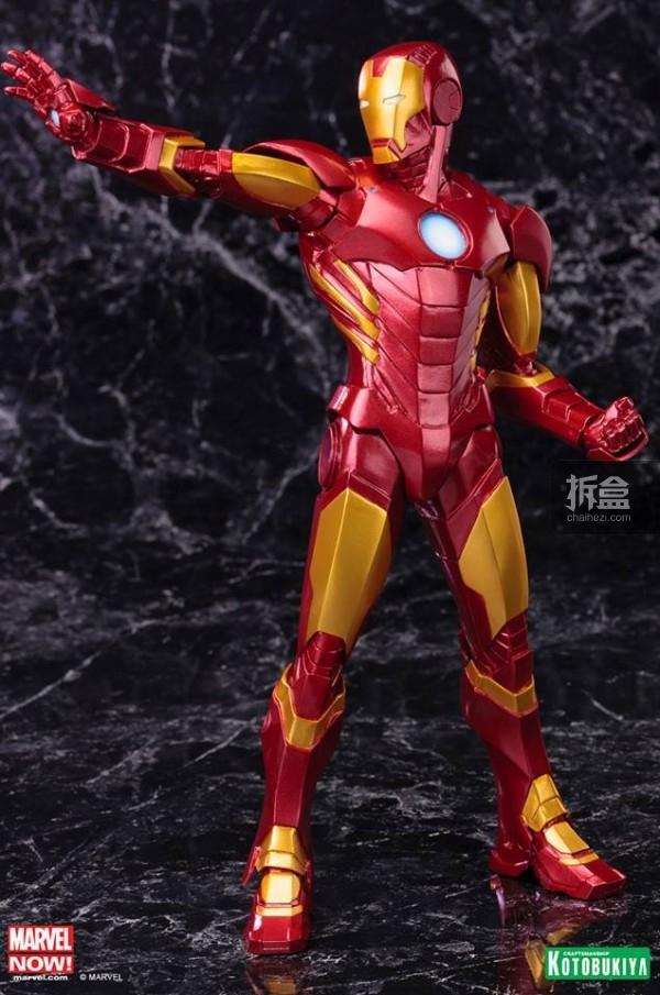 Koto-Marvel-Now-Iron-Man-Variant-Statue-002
