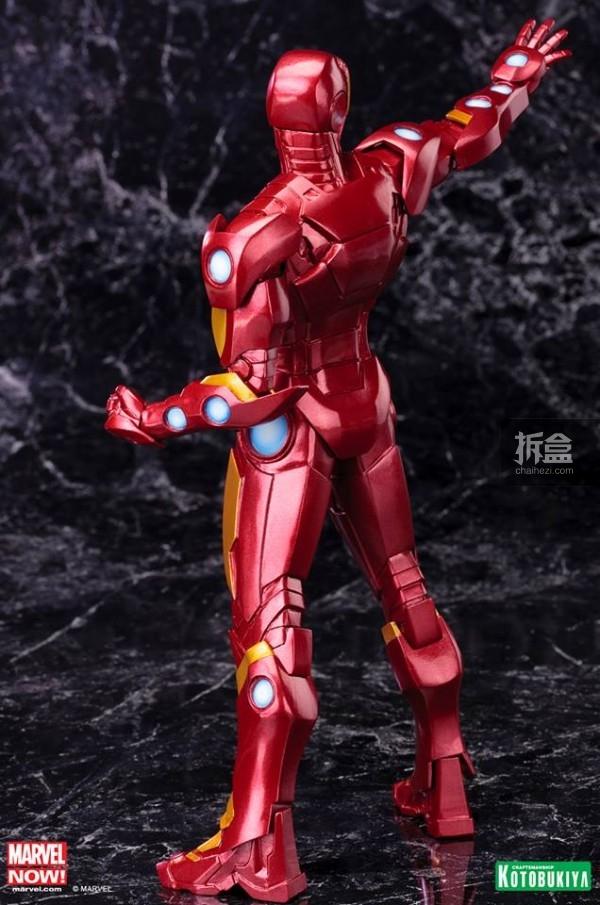 Koto-Marvel-Now-Iron-Man-Variant-Statue-004