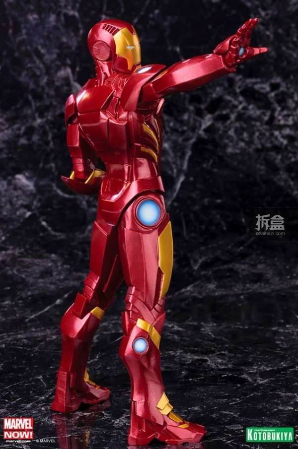 Koto-Marvel-Now-Iron-Man-Variant-Statue-005