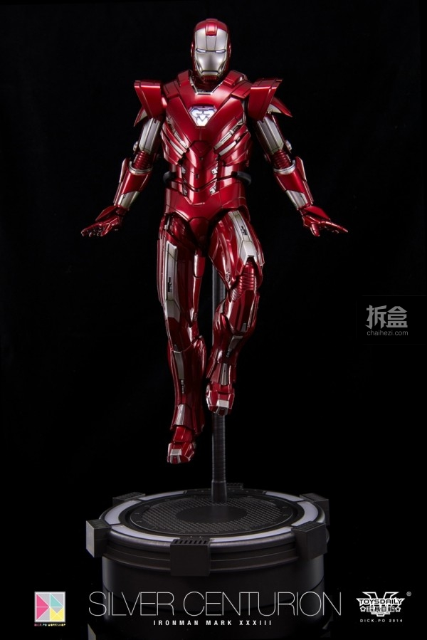 hottoys-silver-Centurion-Dick-11