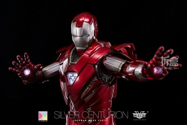 hottoys-silver-Centurion-Dick-15