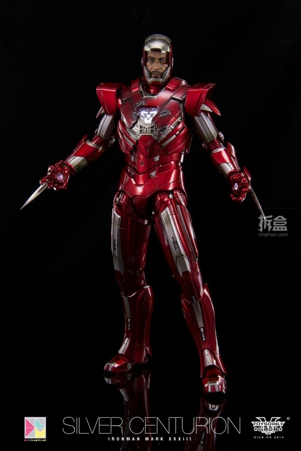 hottoys-silver-Centurion-Dick-18