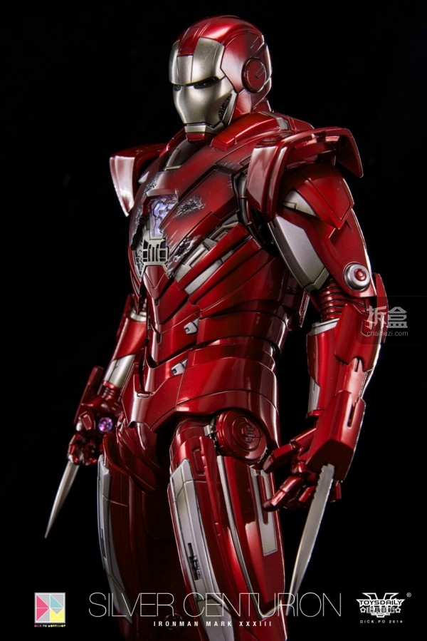 hottoys-silver-Centurion-Dick-29