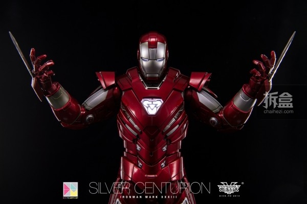 hottoys-silver-Centurion-Dick-3