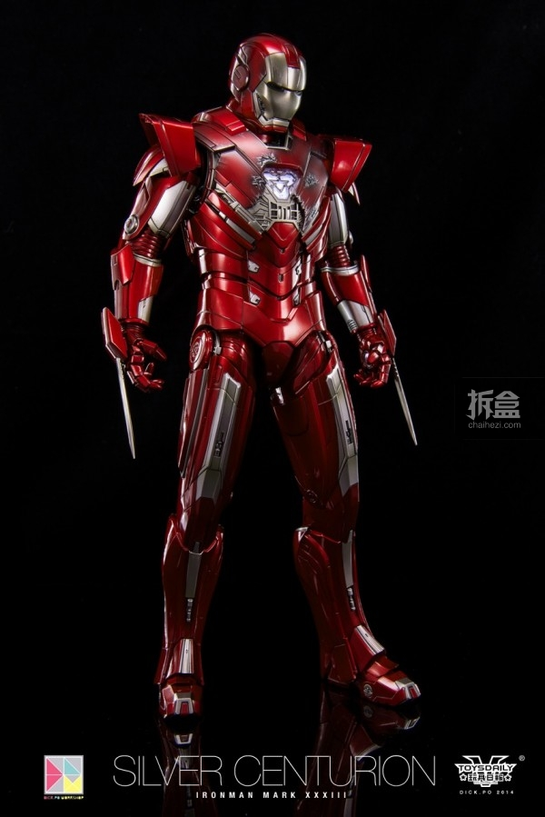 hottoys-silver-Centurion-Dick-31