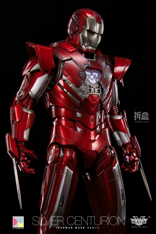 hottoys-silver-Centurion-Dick-33