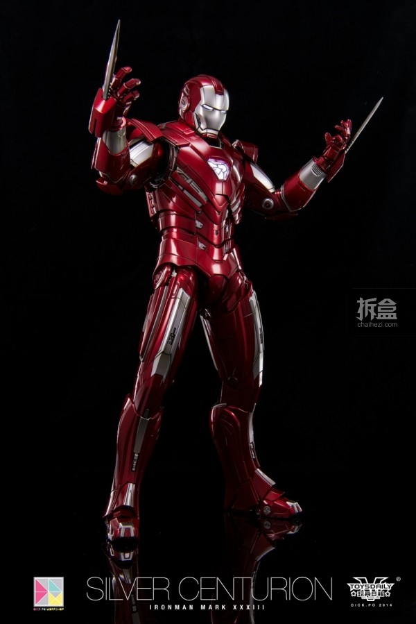 hottoys-silver-Centurion-Dick-4