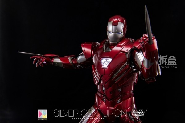 hottoys-silver-Centurion-Dick-46