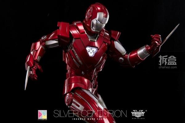 hottoys-silver-Centurion-Dick-8