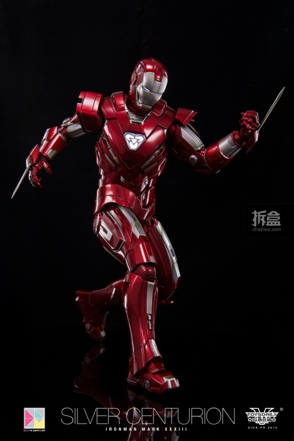 hottoys-silver-Centurion-Dick-9