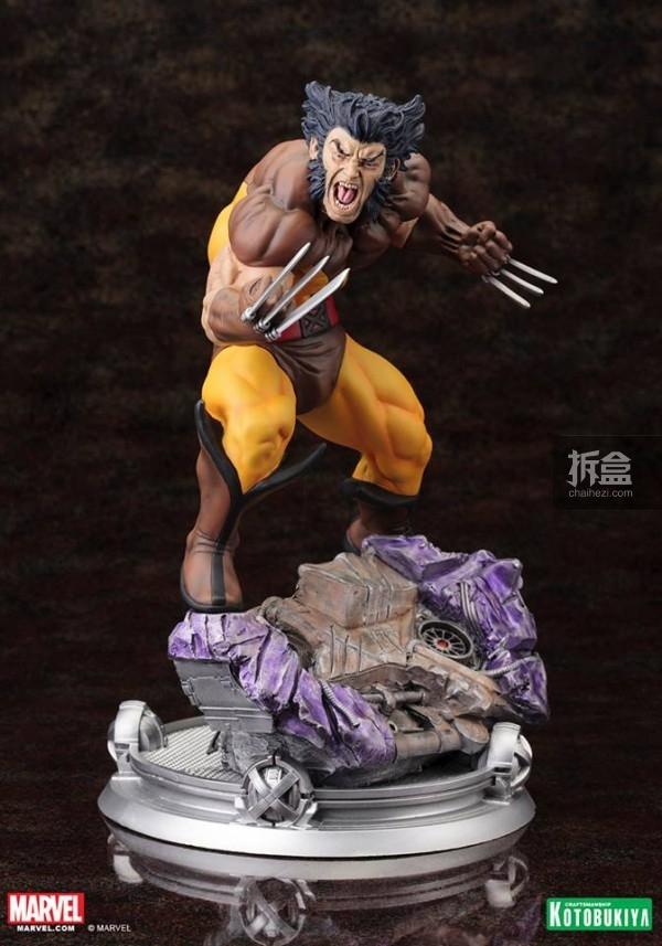 kotobukiya-Wolverine-Brown-003