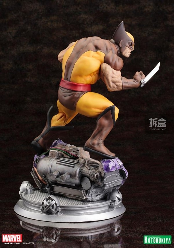 kotobukiya-Wolverine-Brown-004