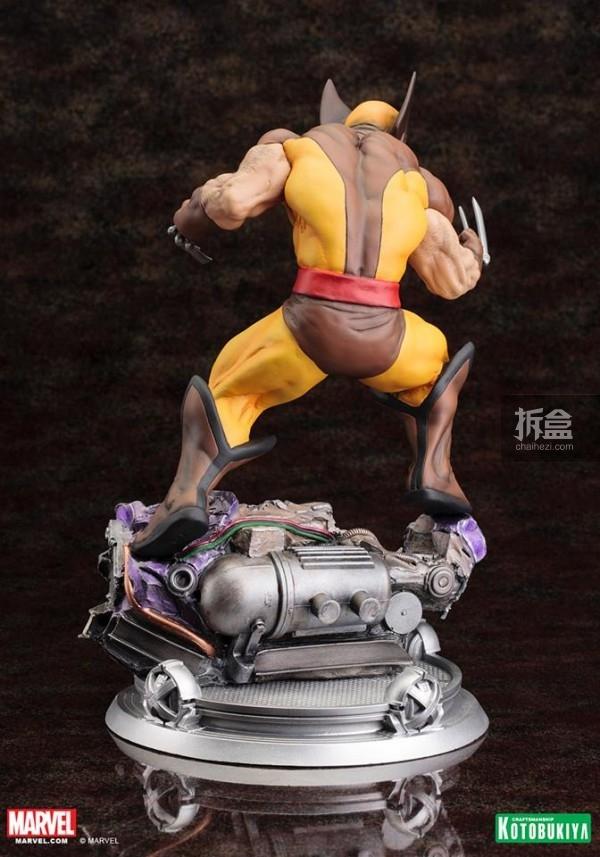 kotobukiya-Wolverine-Brown-005