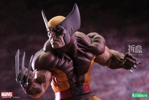 kotobukiya-Wolverine-Brown-008