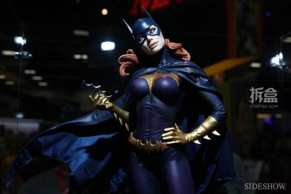 蝙蝠女孩(Batgirl)PF系列雕像