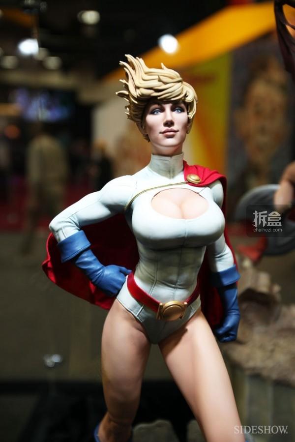 神力女超人(Power Girl)