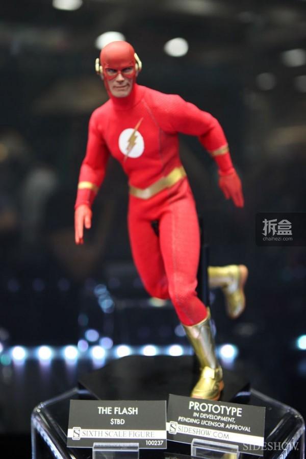 1/6 闪电侠(The Flash)人偶