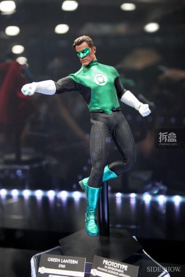 1/6 绿灯侠(Green Lantern)人偶