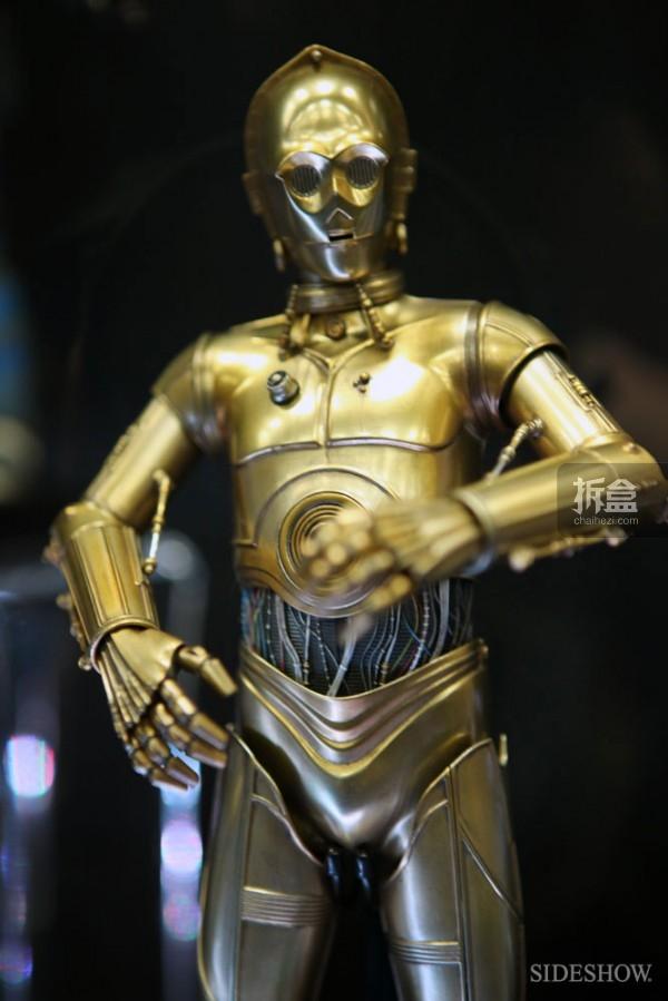 1/6 C-3PO人偶
