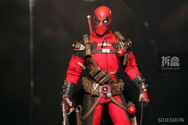 1/6 死侍(Deadpool)