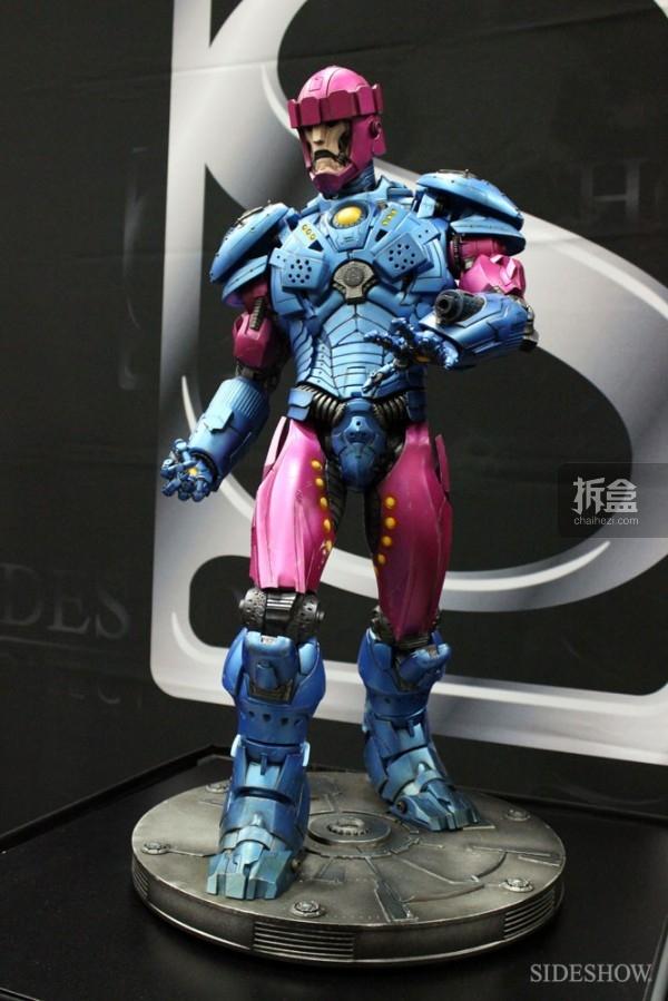 32寸「X战警」哨兵机器人全身像
